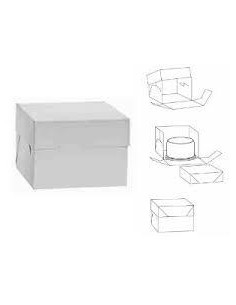 BOX PER DOLCI 36,5 X 36,5 X 25H