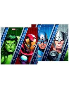 20 Tovaglioli Cm 33x33 Avengers