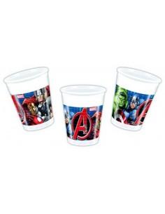 8 Biccheri Avengers