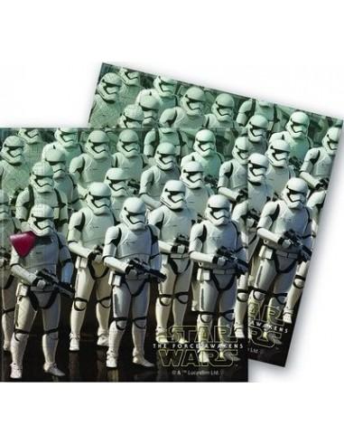 20 Tovaglioli Cm 33x33 Star Wars