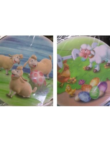 """Cialda per Torte  """"Pasqua"""""""