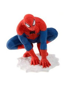 KIT PER TORTE SPIDERMAN PERSONAGGIO IN PLASTICA