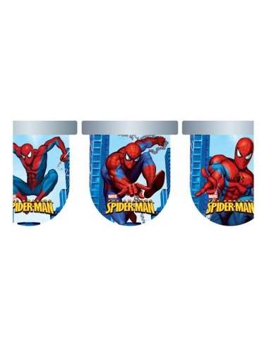 Festone Bandierina Spiderman