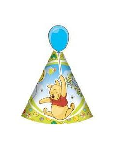 6 Cappellini Winnie The Pooh