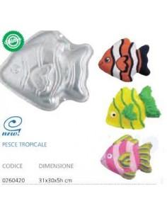 Stampo Pesce Tropicale Wilton Nuovo Prodotto!!!!