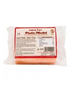 PASTA MODEL SARACINO COLOR PELLE 250 GR