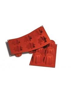 Stampo in Silicone 6 Pandorini