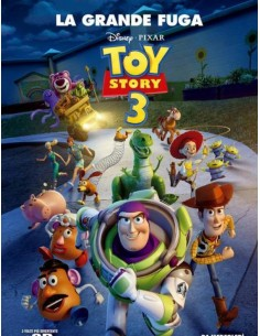 Cialda per torte Toy Story 3  (a)