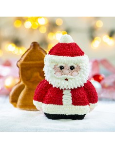 STAMPO 3D SANTA CLAUS BABBO...