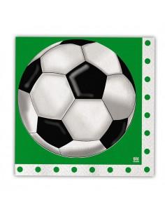 20 Tovaglioli Calcio