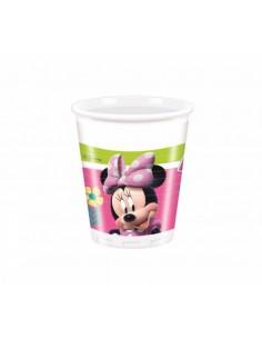 8 Bicchieri Minnie