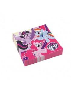 20 Tovaglioli My Little Pony