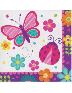 16  Tovaglioli Butterfly...