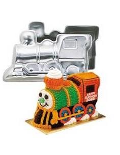 Stampo Treno 3D Wilton