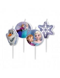 4 Candeline Frozen