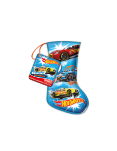 Mini Calza Hot Wheels da 50...