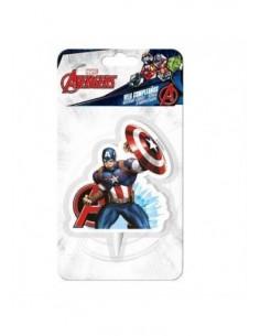 Candela Avengers Capitan...