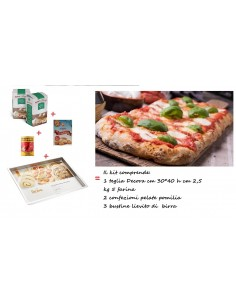 "KIT PIZZA ""IO RESTO A CASA"""