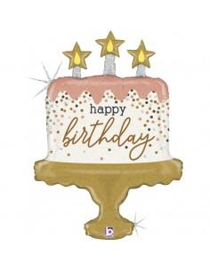 PALLONE BIRTHDAY  CAKE...