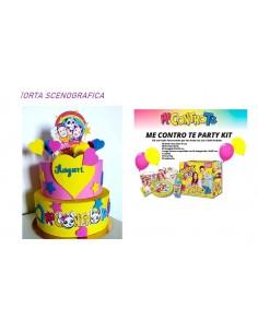 Kit Party Me Contro Te...