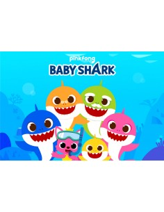 CIALDA SU OSTIA BABY SHARK...