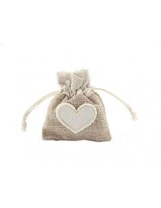 10 Sacchetti yuta cuore...