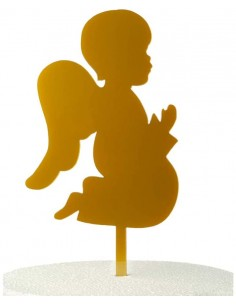 Cake Toppers angioletto in...