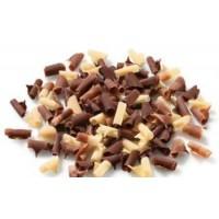 Scagliette di cioccolato