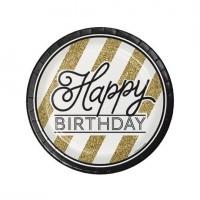Happy Birthday 18-30-40-50-60 anni