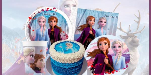 Festa Frozen: come realizzare un party a tema di successo