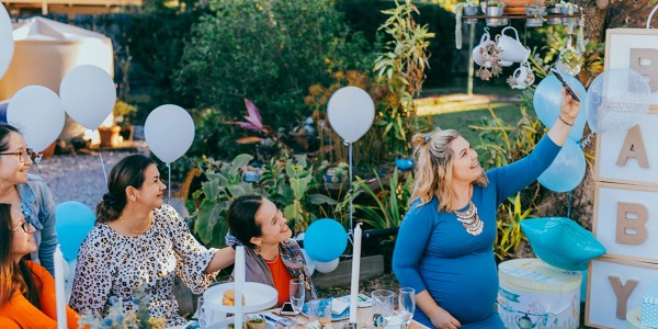 Baby shower party: idee e consigli per un party di successo