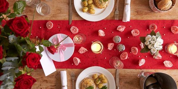 Cena di San Valentino a casa: idee per un giorno speciale