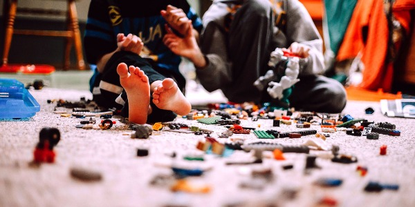 Compleanno LEGO: una festa di compleanno tutta da assemblare
